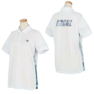 エドウィン EDWIN レディース ロゴプリント 半袖 ポロシャツ EG20SS6010 2020年モデル 詳細3