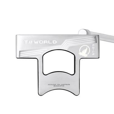 本間ゴルフ ツアーワールド TW-PTST ST-03 パター 2019年モデル 詳細5