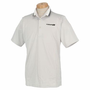 【ss特価】△ブリヂストンゴルフ TOUR B メンズ ロゴ刺繍 クールコア 半袖 ポロシャツ 3GN05A ゴルフウェア [春夏モデル 66%OFF] 特価 ホワイト(WH)