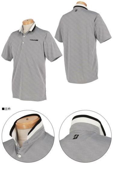 【ss特価】△ブリヂストンゴルフ TOUR B メンズ ロゴ刺繍 クールコア 半袖 ポロシャツ 3GN05A ゴルフウェア [春夏モデル 66%OFF] 特価 詳細3