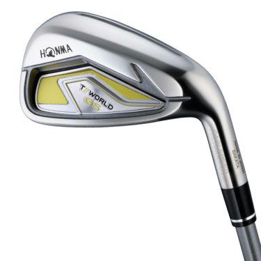 本間ゴルフ ツアーワールド GS レディース アイアン 5本セット(#7~10、SW) SPEEDTUNED 42 シャフト 2021年モデル 詳細1