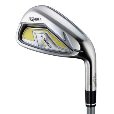 本間ゴルフ ツアーワールド GS レディース アイアン 5本セット(#7~10、SW) SPEEDTUNED 42 シャフト 2021年モデル 詳細2