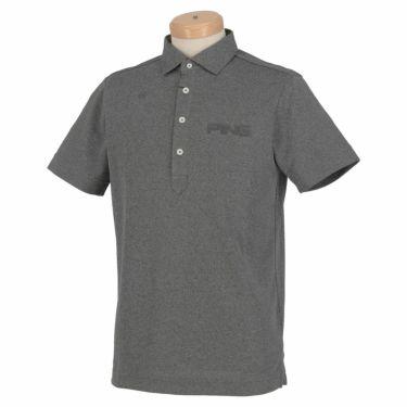 ピン PING メンズ ロゴプリント 半袖 ポロシャツ 621-0260001 2020年モデル 詳細2