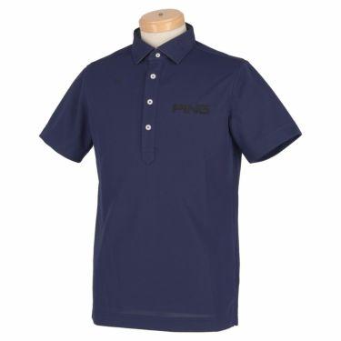 ピン PING メンズ ロゴプリント 半袖 ポロシャツ 621-0260001 2020年モデル 詳細3