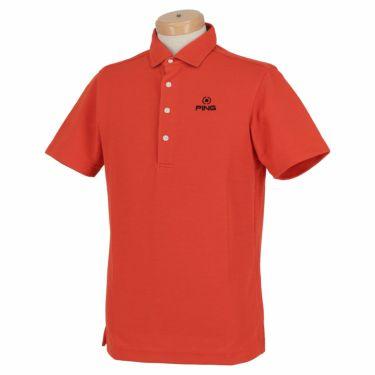 ピン PING メンズ ロゴ刺繍 半袖 ポロシャツ 621-0260002 2020年モデル 詳細3
