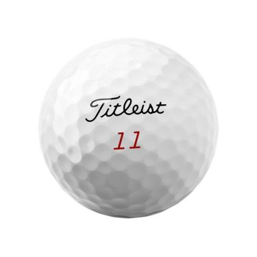 イトリスト PRO V1x プロV1x ゴルフボール 1ダース(12球入り) ホワイト ダブルナンバー