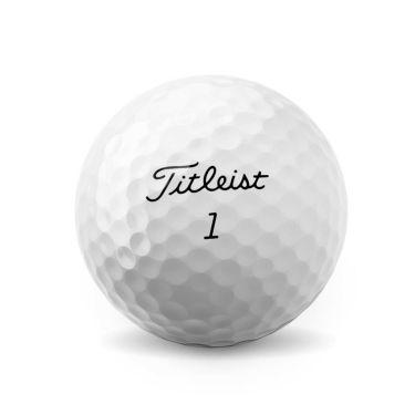 オウンネーム専用 タイトリスト プロV1 2021年モデル ゴルフボール ホワイト 1ダース(12球入り) 詳細2