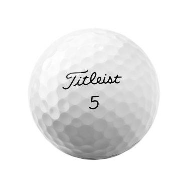 オウンネーム専用 タイトリスト プロV1 2021年モデル ゴルフボール ホワイト 1ダース(12球入り) 詳細4