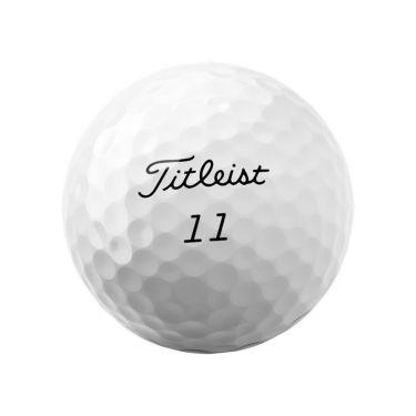 オウンネーム専用 タイトリスト プロV1 2021年モデル ゴルフボール ホワイト 1ダース(12球入り) 詳細5