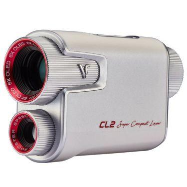 ボイスキャディ VOICE CADDIE レーザー距離計 CL2 ホワイト/レッド