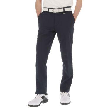 【ss特価】△ブラック&ホワイト メンズ サッカーストライプ ストレッチ ノータックス ロングパンツ BGS5010HA [2020年モデル] ゴルフウェア [春夏モデル 50%OFF] 特価 ネイビー(30)