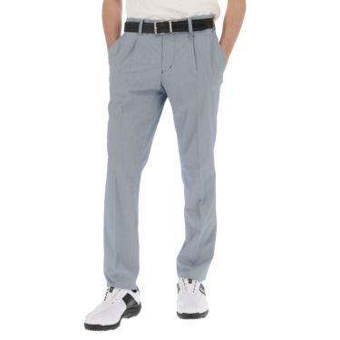 【ss特価】△ブラック&ホワイト メンズ ドビー素材 ストレッチ ロングパンツ BGS5100ED [2020年モデル] ゴルフウェア [春夏モデル 50%OFF] 特価 ネイビー(30)