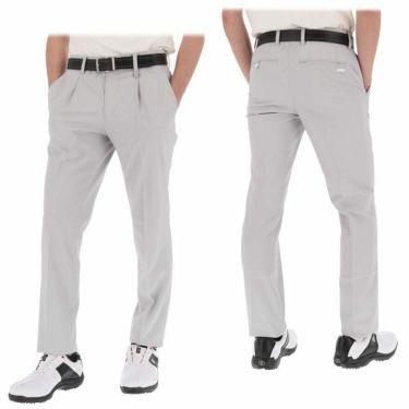 【ss特価】△ブラック&ホワイト メンズ ドビー素材 ストレッチ ロングパンツ BGS5100ED [2020年モデル] ゴルフウェア [春夏モデル 50%OFF] 特価 詳細3