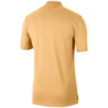 ナイキ NIKE 飛び柄刺繍 メンズ 半袖 ポロシャツ CI9772 251 セレスティアルゴールド 詳細5