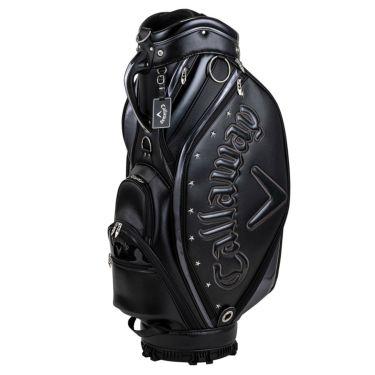 キャロウェイ EXIA エクシア メンズ キャディバッグ 21 JM 5121045 ブラック/チャコール 2021年モデル ブラック/チャコール(5121045)