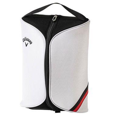 キャロウェイ SPORT スポーツ メンズ シューズケース 21 JM 5921054 ホワイト 2021年モデル ホワイト(5921054)