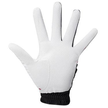キャロウェイ GRAPHIC グラフィック メンズ ゴルフグローブ 21 JM ホワイト/ブラック/レッド 2021年モデル 詳細2