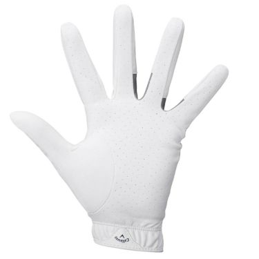キャロウェイ CHEV シェブ メンズ ゴルフグローブ 21 JM ホワイト 2021年モデル 詳細2