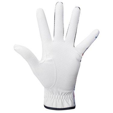 キャロウェイ CHEV DUAL WMS シェブ デュアル ウィメンズ 両手用 レディース ゴルフグローブ 21 JM ホワイト 2021年モデル 詳細2