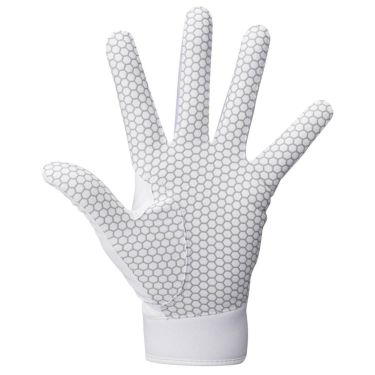 キャロウェイ HYPER GRIP WMS ハイパーグリップ ウィメンズ レディース ゴルフグローブ 21 JM ホワイト 2021年モデル 詳細2