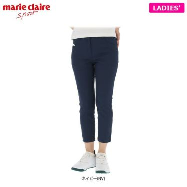 マリクレール marie claire レディース 撥水 ストレッチツイル アンクルパンツ 710-312 2020年モデル