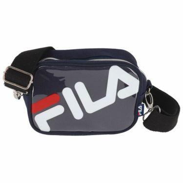 フィラ FILA ユニセックス ショルダーバッグ 740-976 NV ネイビー 2020年モデル ネイビー(NV)