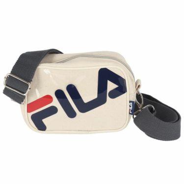 フィラ FILA ユニセックス ショルダーバッグ 740-976 OWT オフホワイト 2020年モデル オフホワイト(OWT)