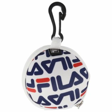 フィラ FILA ユニセックス ボールポーチ 740-977 WT ホワイト 2020年モデル ホワイト(WT)