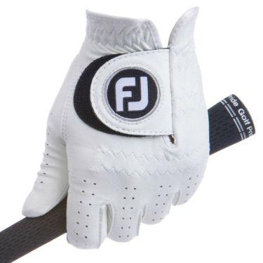 フットジョイ FootJoy NANOLOCK NEO ナノロック ネオ 2021年モデル メンズ ゴルフグローブ FGNN21 WT ホワイト 詳細1