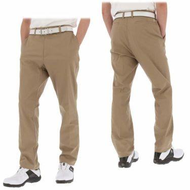 マンシングウェア Munsingwear メンズ ロゴ刺繍 綿混 ストレッチ ロング パンツ MGMRJD01 2021年モデル [裾上げ対応1●] 詳細3