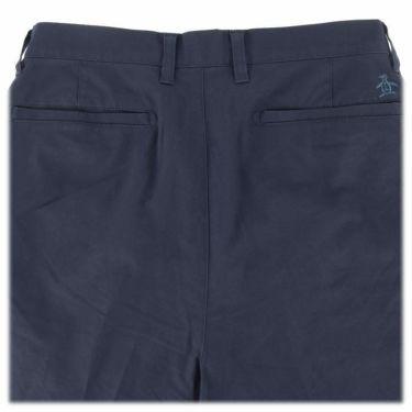 マンシングウェア Munsingwear メンズ ロゴ刺繍 綿混 ストレッチ ロング パンツ MGMRJD01 2021年モデル [裾上げ対応1●] 詳細4
