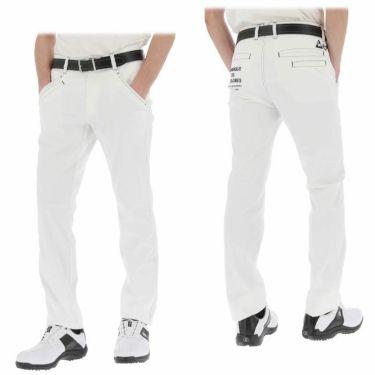 ルコック Le coq sportif メンズ ドビー ストレッチ テーパード ロングパンツ QGMRJD03 2021年モデル [裾上げ対応1●] 詳細3