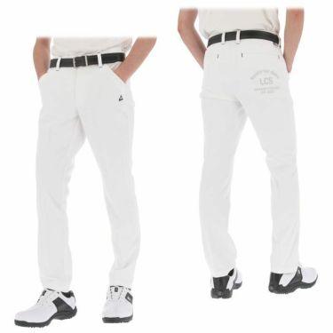 ルコック Le coq sportif メンズ ストレッチ 9分丈 テーパード ロングパンツ QGMRJD09 2021年モデル 詳細3