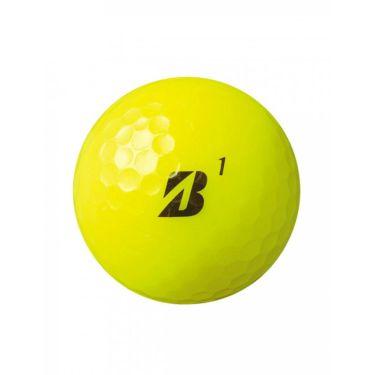 ブリヂストン TOUR B JGR 2021年モデル ゴルフボール 1ダース(12球入り) イエロー 詳細1