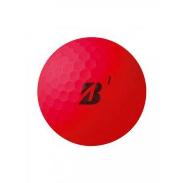 ブリヂストン TOUR B JGR 2021年モデル ゴルフボール 1ダース(12球入り) マットレッド 詳細1