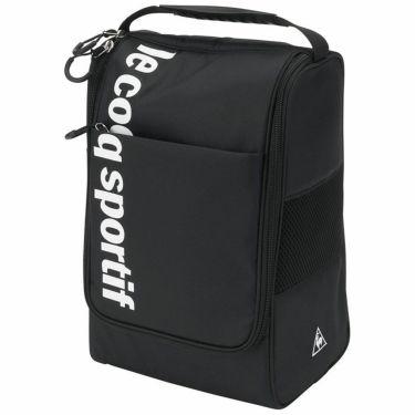 ルコック Le coq sportif メンズ メッシュ切替 シューズケース QQBRJA20 BK00 ブラック 2021年モデル ブラック(BK00)