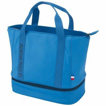 ルコック Le coq sportif メンズ 二層式 カートバッグ QQBRJA41 BL00 ブルー 2021年モデル ブルー(BL00)