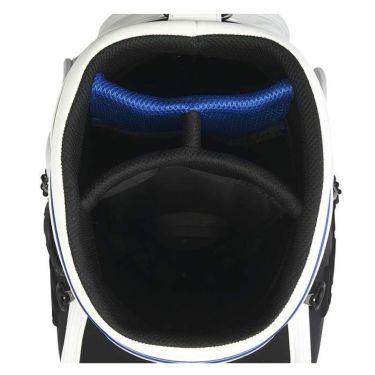 ルコック Le coq sportif メンズ セルフスタンドクラブケース付き キャディバッグ QQBRJJ01W WH00 ホワイト 2021年モデル 詳細2