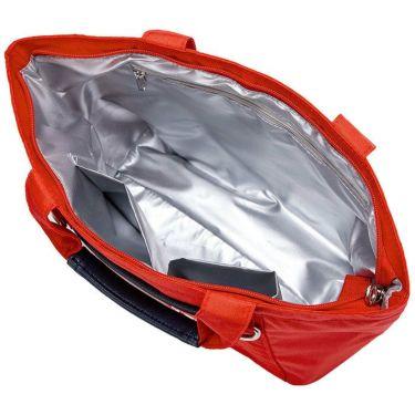マンシングウェア Munsingwear メンズ 保温保冷 カートバッグ MQBRJA40 RD00 レッド 2021年モデル 詳細2