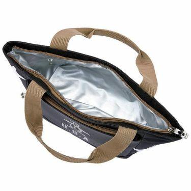 マンシングウェア Munsingwear レディース 保温保冷 カートバッグ MQCRJA42 BK00 ブラック 2021年モデル 詳細2