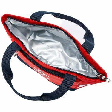 マンシングウェア Munsingwear レディース 保温保冷 カートバッグ MQCRJA42 RD00 レッド 2021年モデル 詳細2