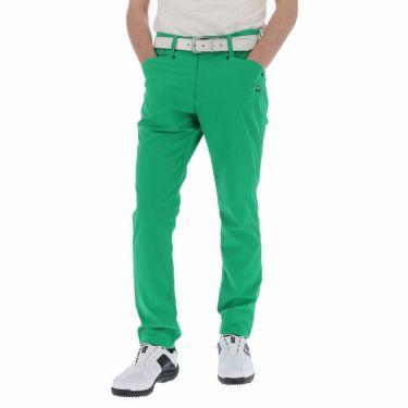 ルコック Le coq sportif メンズ ストレッチ ロングパンツ QGMPJD00 2020年モデル [裾上げ対応1●] グリーン(GR00)