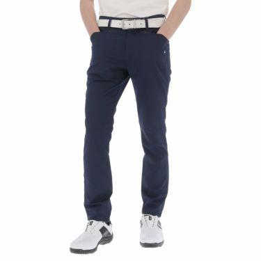 【ss特価】△ルコック メンズ ストレッチ ロングパンツ QGMPJD00 [2020年モデル] ゴルフウェア [春夏モデル 50%OFF] 特価 [裾上げ対応1●] ネイビー(NV00)