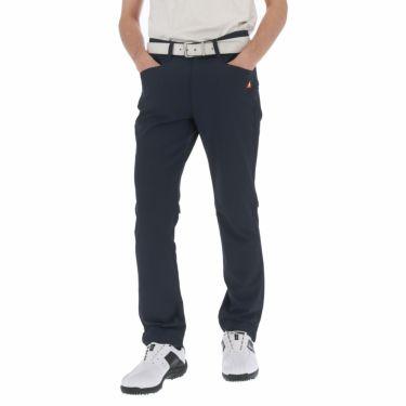 ルコック Le coq sportif メンズ 4WAYストレッチ テーパード ロングパンツ QGMPJD08 2020年モデル [裾上げ対応1●] ネイビー(NV00)