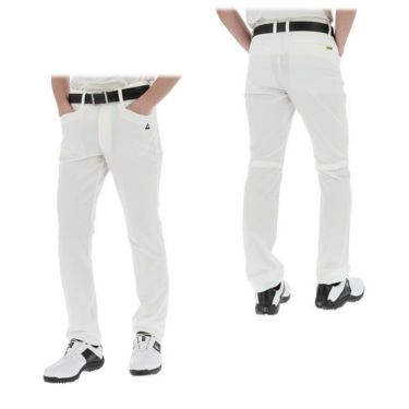 ルコック Le coq sportif メンズ 4WAYストレッチ テーパード ロングパンツ QGMPJD08 2020年モデル [裾上げ対応1●] 詳細3