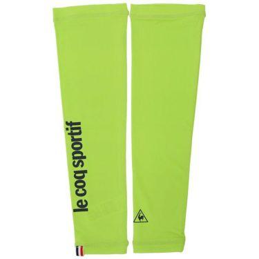 ルコック Le coq sportif メンズ UV アームカバー QGBNJD50 GR00 グリーン 2020年モデル グリーン(GR00)