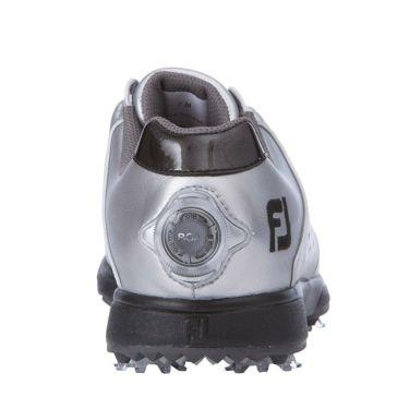 フットジョイ FootJoy eComfort BOA イーコンフォート ボア レディース ゴルフシューズ 98638 シルバー/ブラック 2021年モデル 詳細5