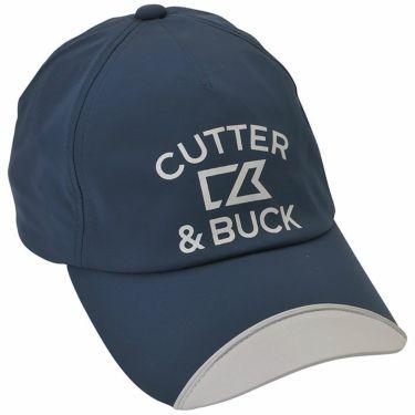 カッター&バック CUTTER&BUCK メンズ ロゴプリント レインキャップ CGBNJC00 NV00 ネイビー 2020年モデル ネイビー(NV00)
