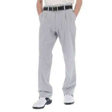 【ss特価】△カッター&バック メンズ サッカーストライプ ストレッチ ツータック ロングパンツ CGMPJD29 [2020年モデル] ゴルフウェア [春夏モデル 50%OFF] 特価 [裾上げ対応1] グレー(GY00)