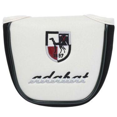 アダバット adabat パターカバー ネオマレット型 ABM411 WH ホワイト 2021年モデル ホワイト
